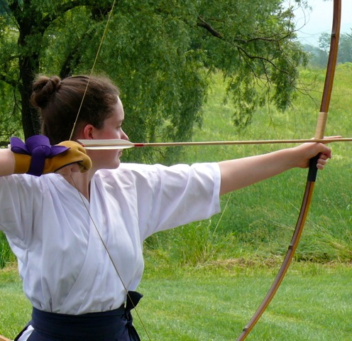 Kyudo for Teens & Tweens