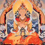 The Primordial Rigden Thangka