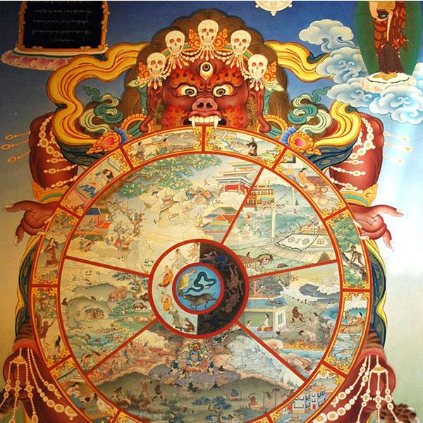 Karma and the 12 Nidanas